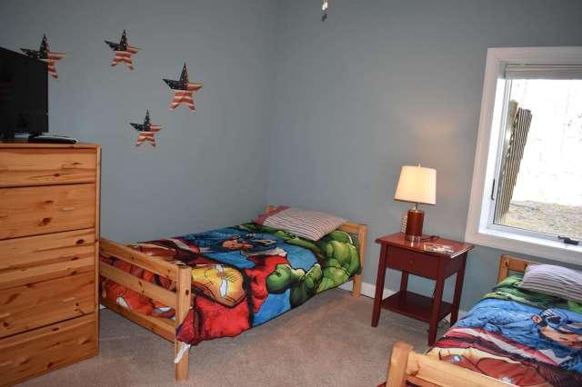 Kids Corner bedroom - 1st floor