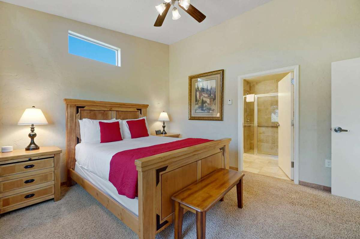 Come get great sleep here at carriage house.