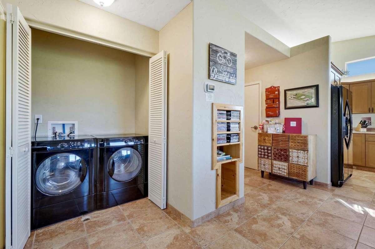 Dirty laundry? No problem!
