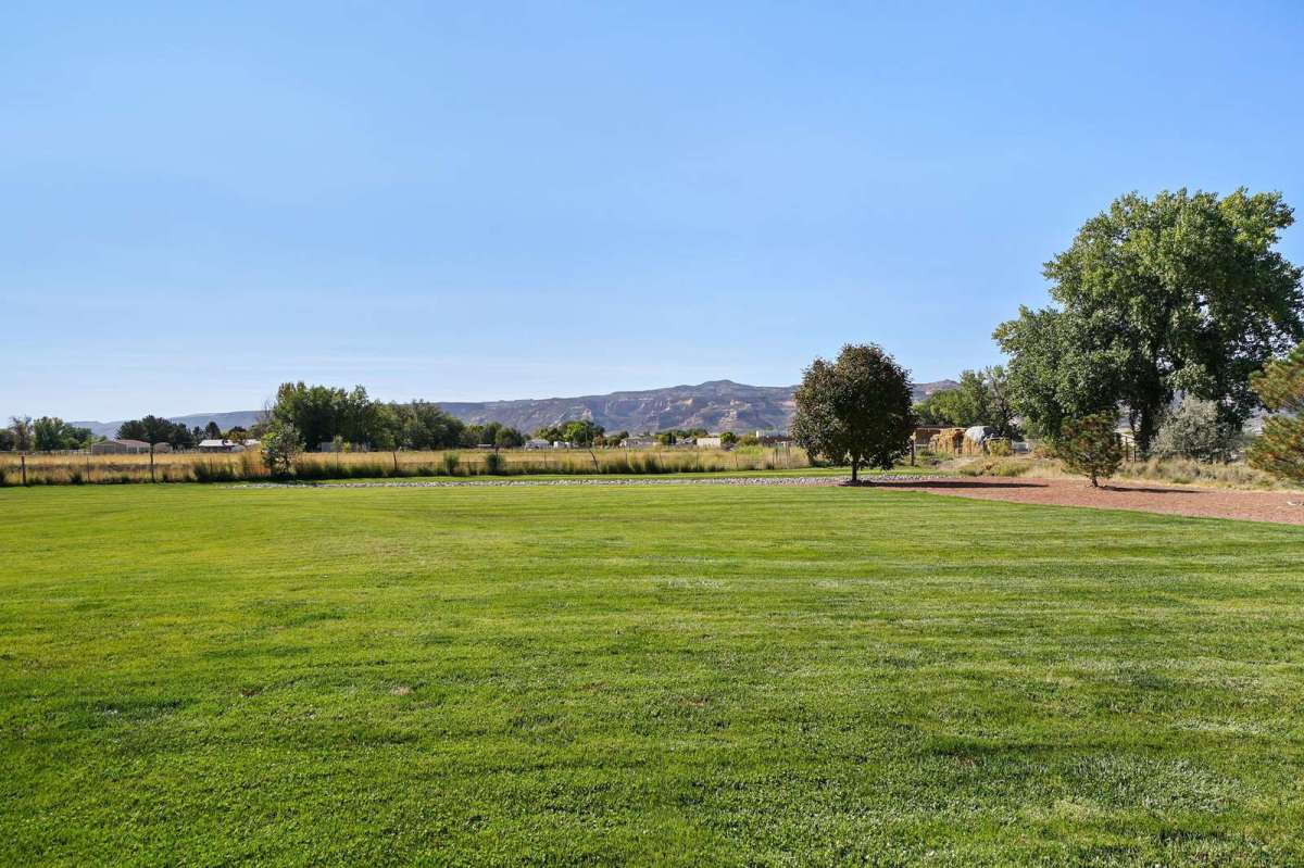 Catch some rays while enjoying the beauty of Fruita Colorado.