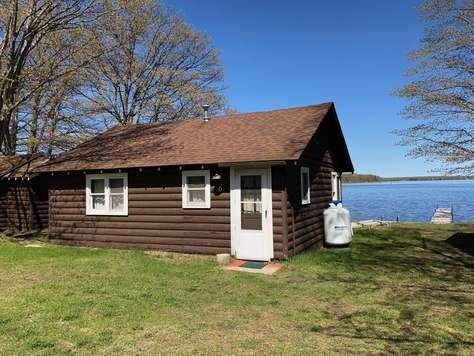 Cabin #6 -