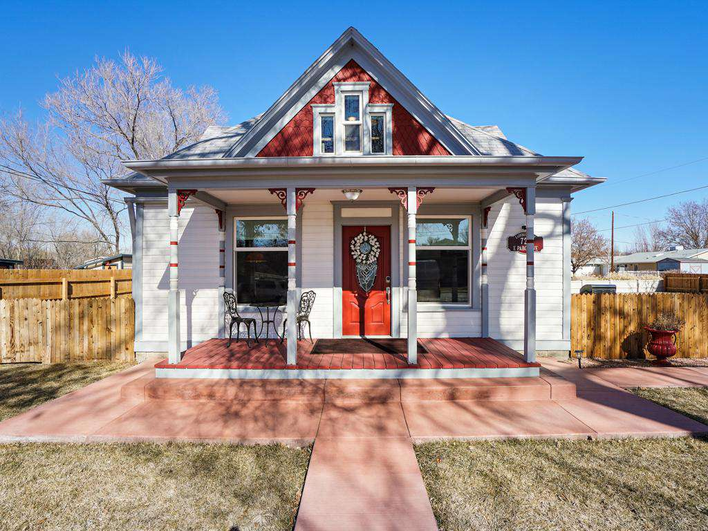 Welcome to Ladybug house updated Victorian family home