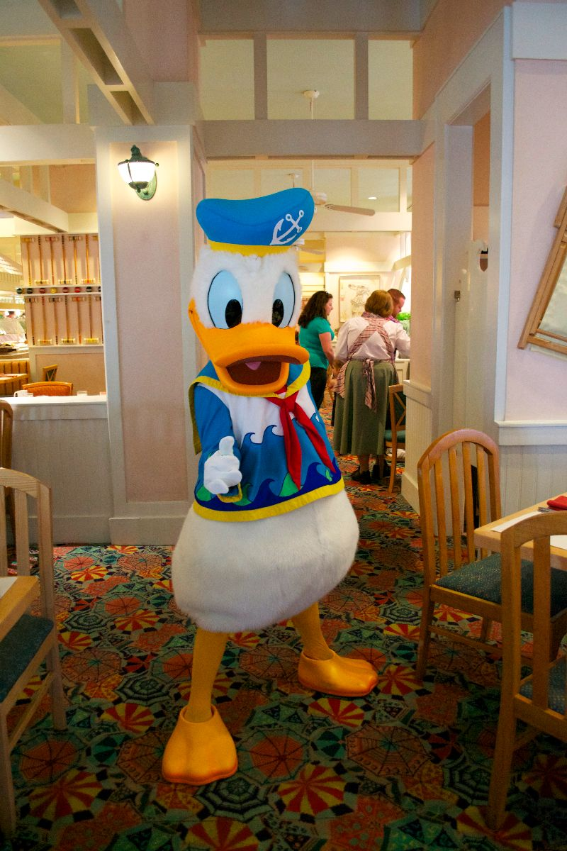 Cape May Cafe Character Breakfast An InDepth Review