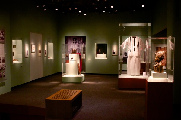 ' In Washington Dc - Sackler And African