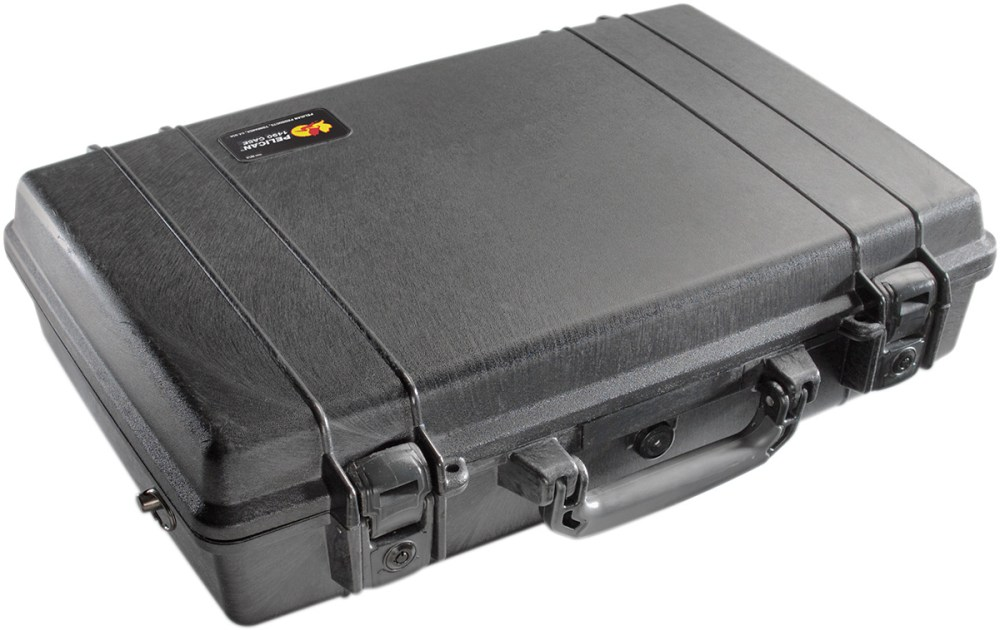 medium resolution of pelican 1490 hard briefcase laptop rugged case