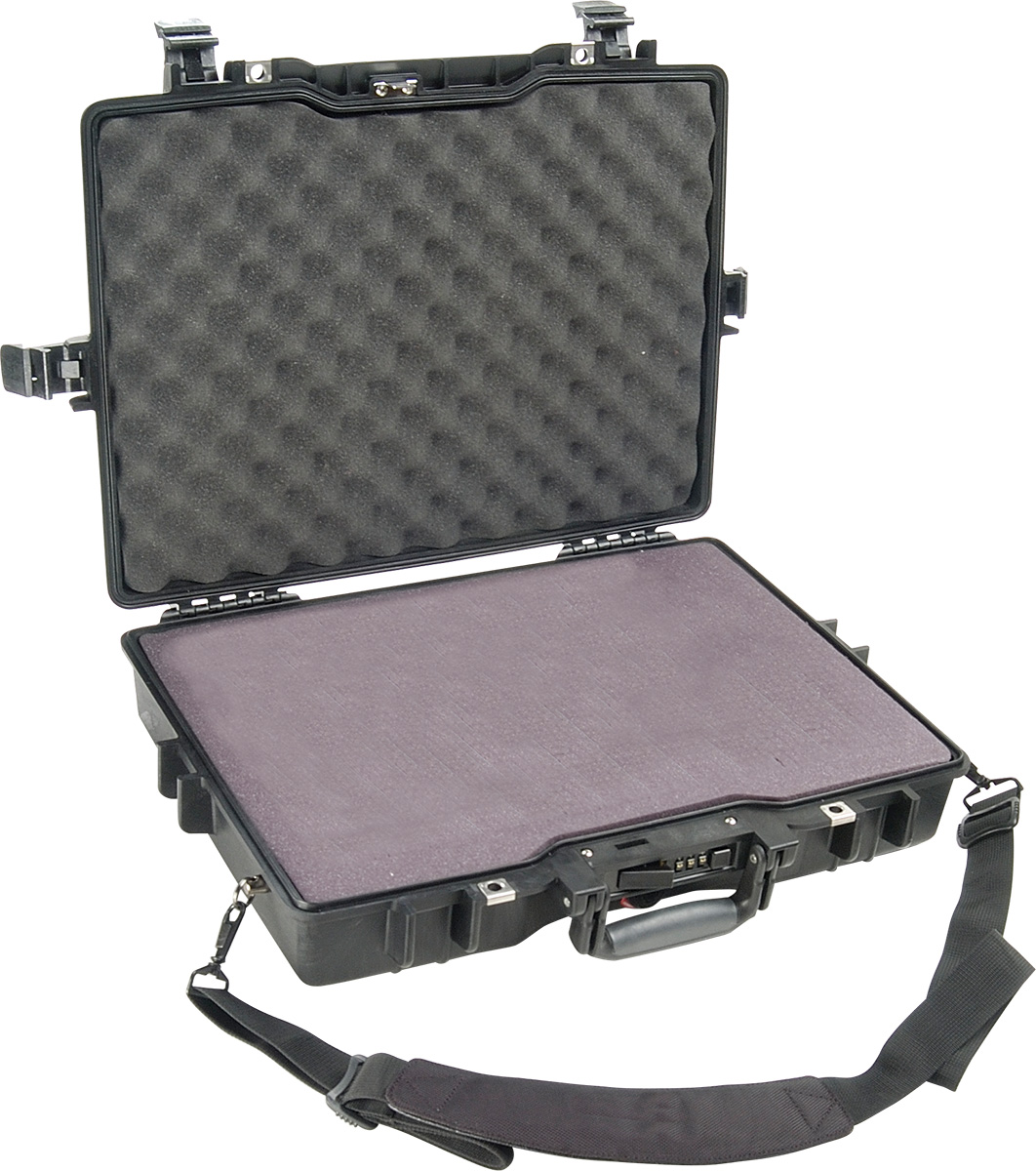 hight resolution of pelican 1495 waterproof laptop carrying case