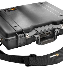 pelican 1495 secure strong case laptop briefcase [ 1200 x 862 Pixel ]