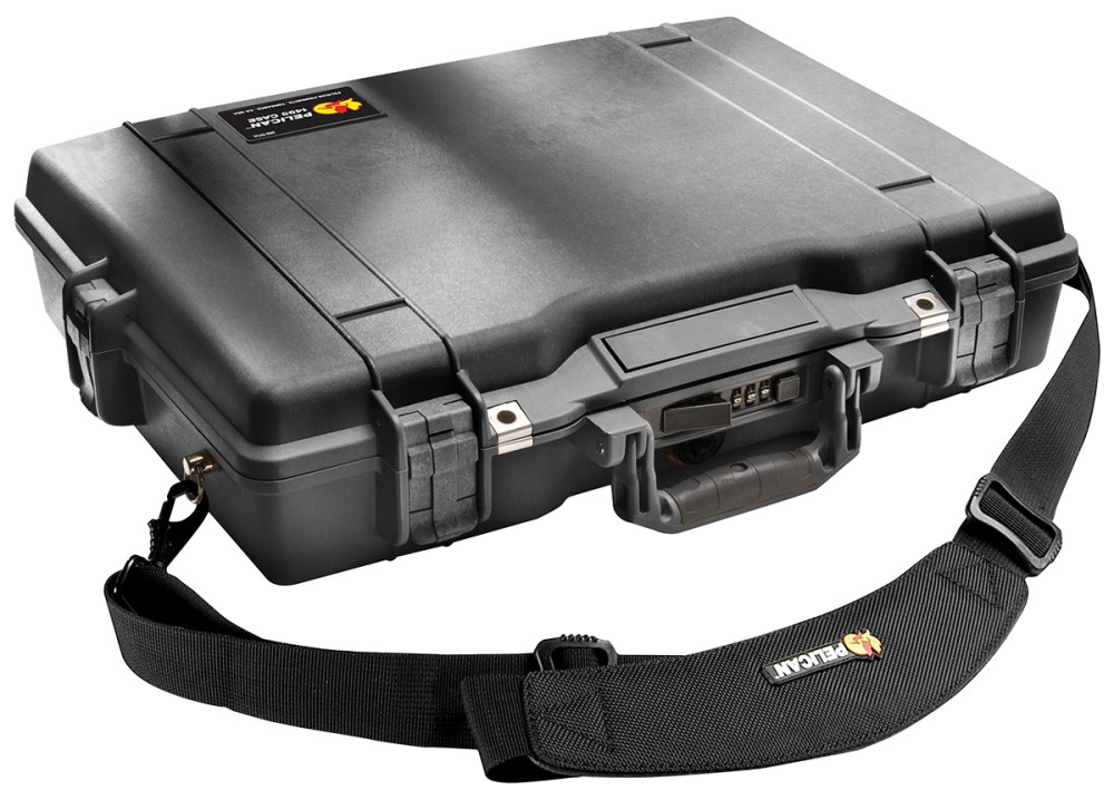 medium resolution of pelican 1495 secure strong case laptop briefcase