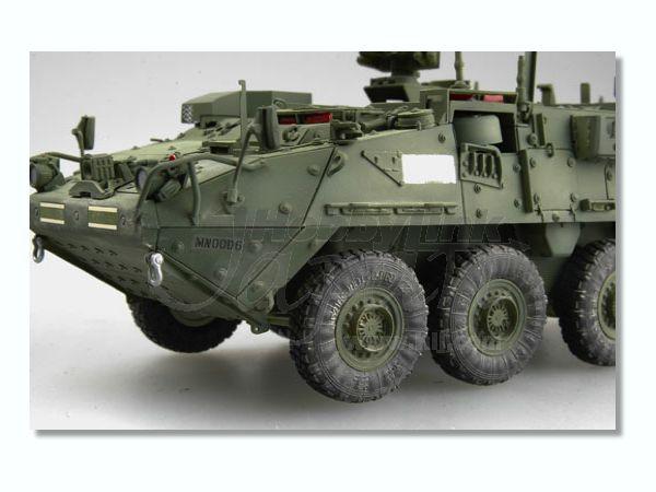 1/35 アメリカ陸軍 M1130 ストライカー 指揮通信車 by ...