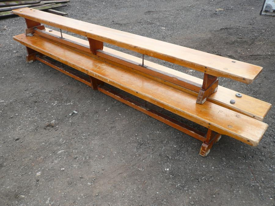 For Sale Old School Gym Benches Gym Equipment Salvoweb Uk