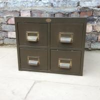 For Sale Industrial Filing Cabinet- SalvoWEB UK