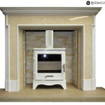 New Replica Or Reproduction The Elizabeth Limestone Fireplace Surround Salvo