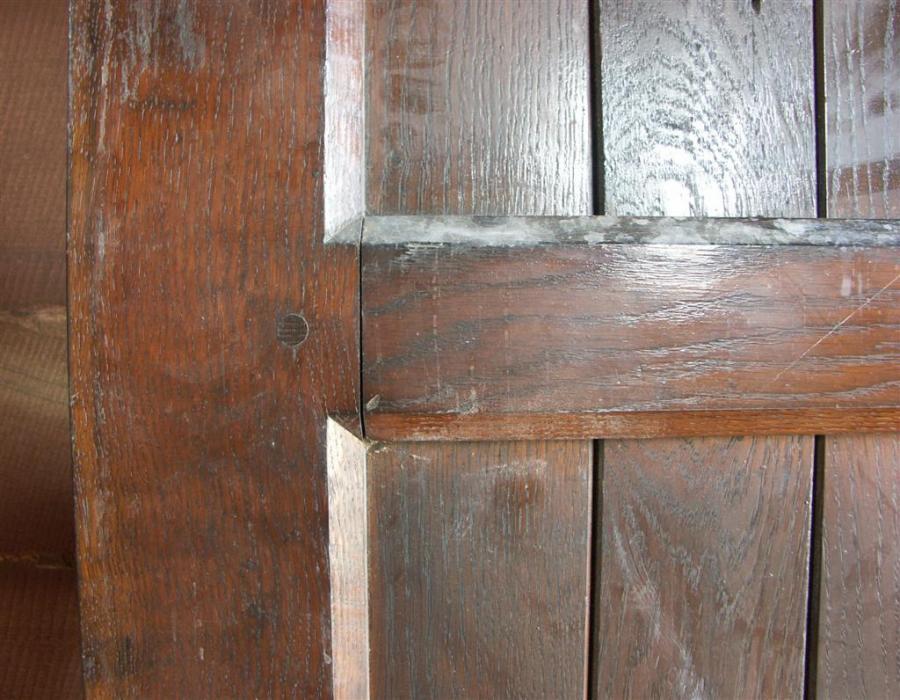 For Sale Antique arched oak church doors SalvoWEB UK