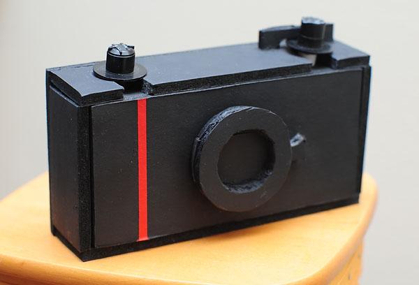 Ultimate 35mm Pinhole Camera