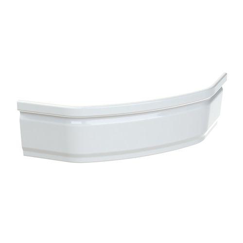 tablier pour baignoire d angle allibert lucina 200 x 50 cm