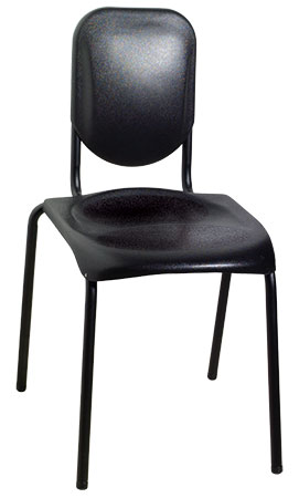 Nota Standard Music Chair Black 19 by Wenger JW