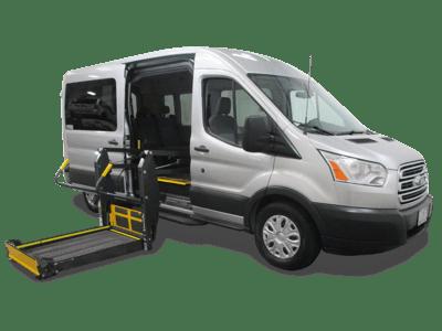 Wheelchair Accessible Van Conversions  AMS Vans