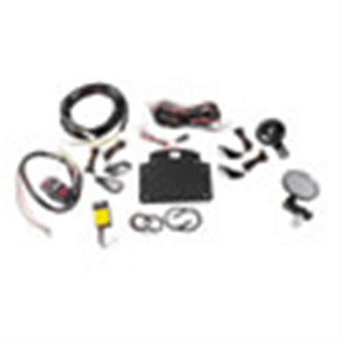 Tusk ATV Horn & Signal Kit with Flush Mount Signals HONDA