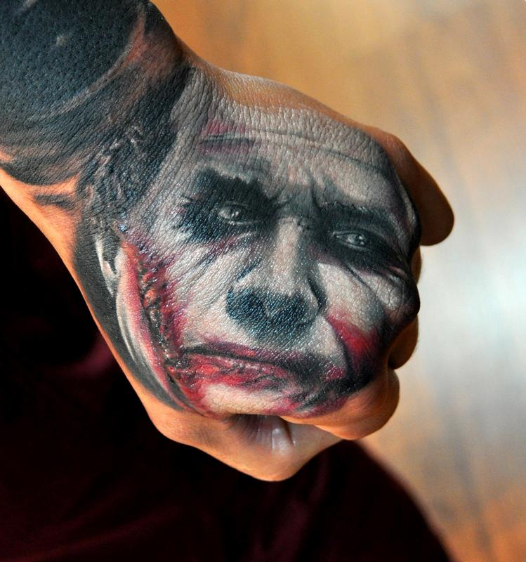 Most Stunning Hand Tattoos