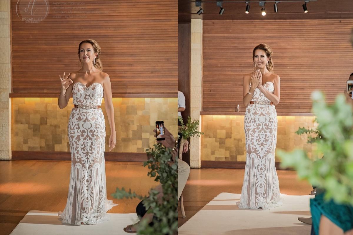 1000 years wedding dress