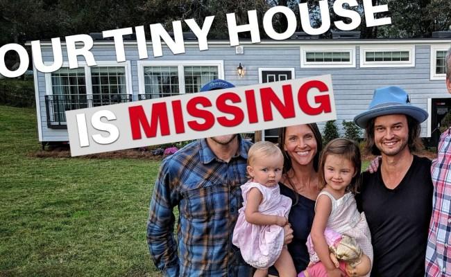 Fundraiser By Benjamin Holman Richards Iv Missing Tiny House