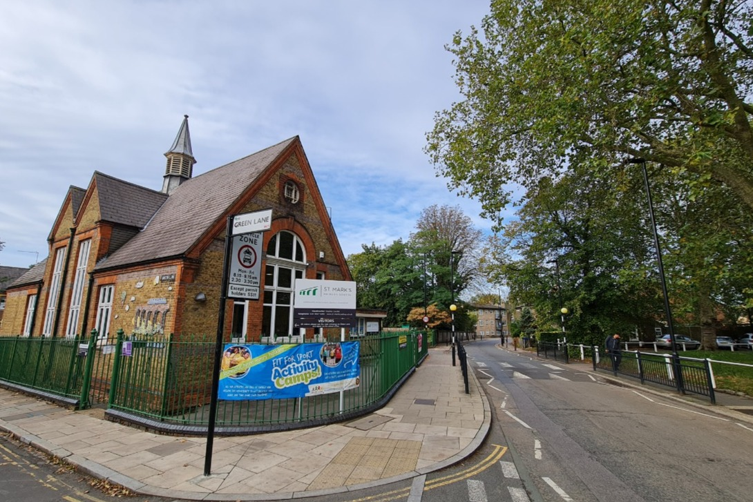 Fundraiser by St Marks PSA Hanwell : Helping Hand for St Mark's Primary