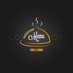 menu background food drink vector eps colourbox