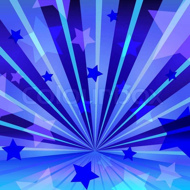 magic background stock illustration image of magic blue