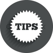 Icon Navigation Tips