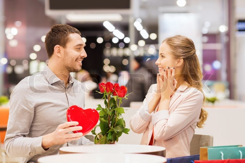 Love Romance Valentines Day Couple And People Concept