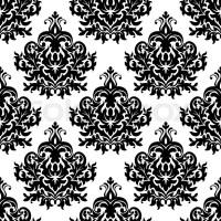 Black And White Victorian Pattern | www.pixshark.com ...