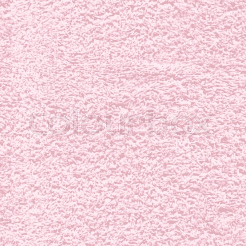 Vector Seamless Texture Of Soft Terry Cotton Bath Towel