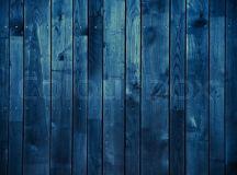 Dark Blue Wood Background. Blue Painted Wood Background ...