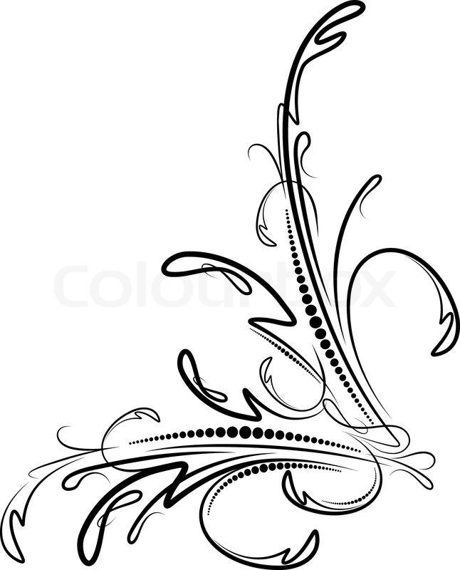 Dekoration Symbol Zeichen