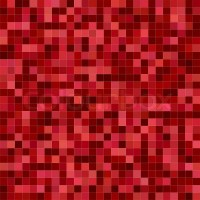 Dark red square mosaic vector background design | Stock ...