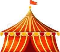 Cartoon Circus Tent | www.pixshark.com - Images Galleries ...