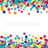 Colorful Dots Background | www.pixshark.com - Images ...