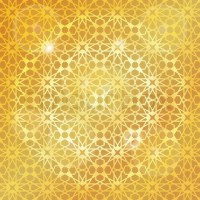 Ornamental pattern.Vector abstract background.Arabic