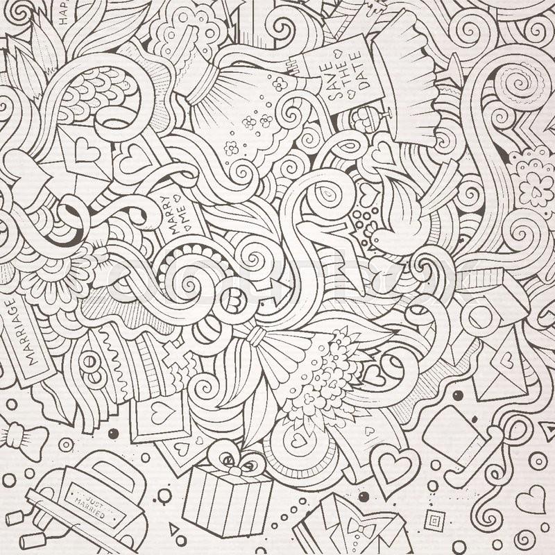 Zeichnung feier frau  Vektorgrafik  Colourbox