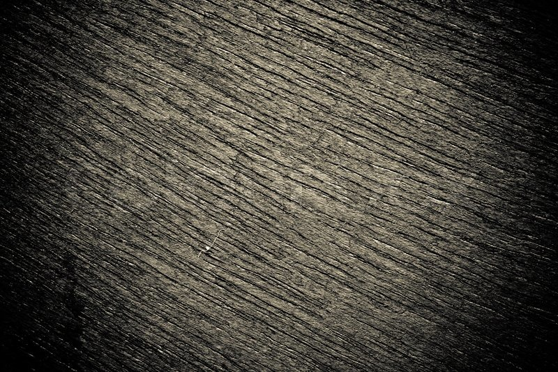 A vintage wooden background or texture with corrosion