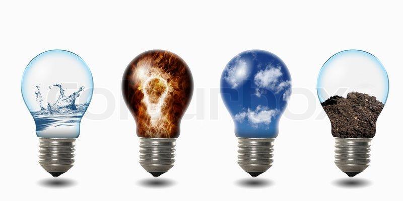 Conserve Energy Light Bulbs
