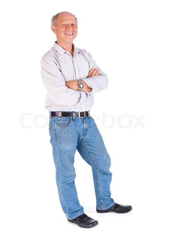 Man Woman Background White