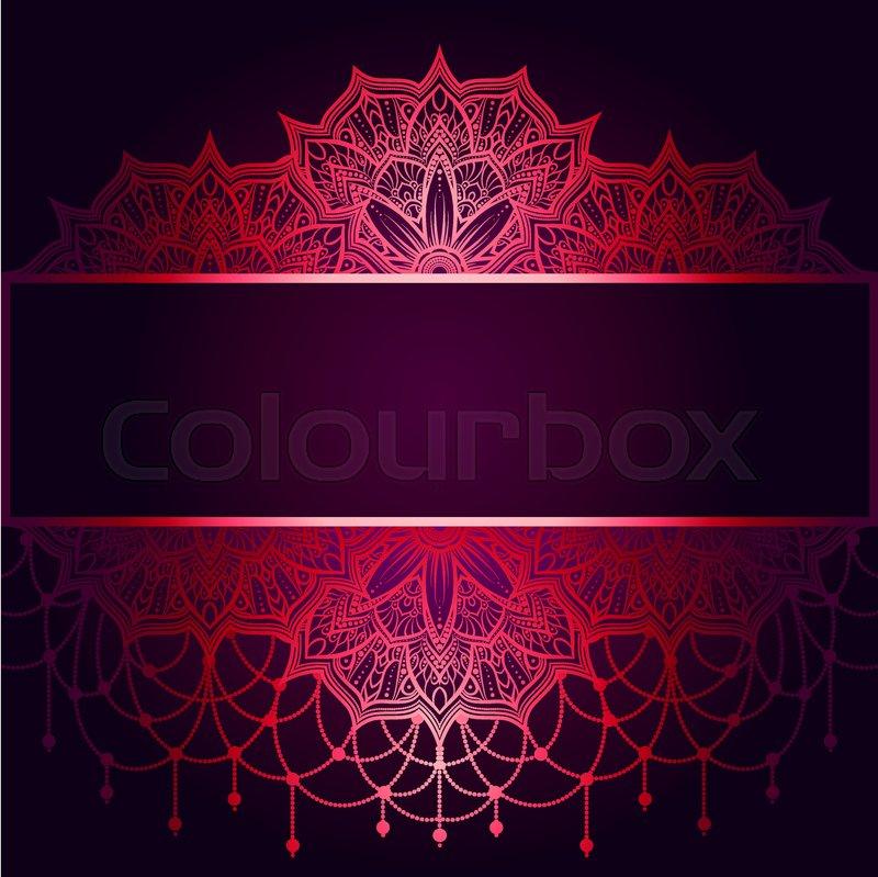 Geschmackvoll bltter geburtstag  Vektorgrafik  Colourbox
