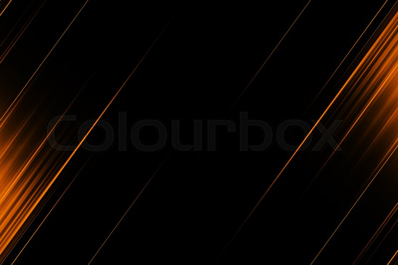 gold black abstract background