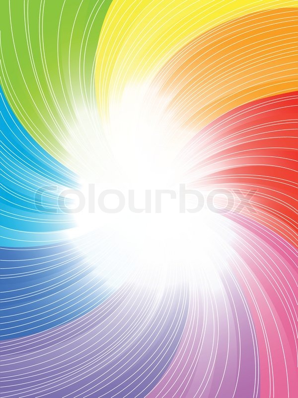 Vector abstract colorful background   Stock vector
