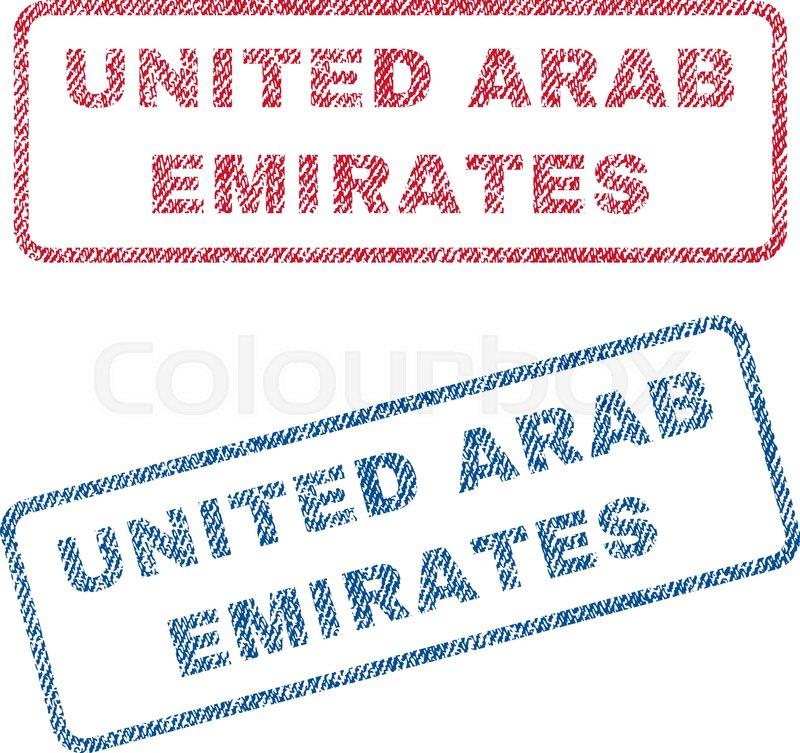 united arab emirates text