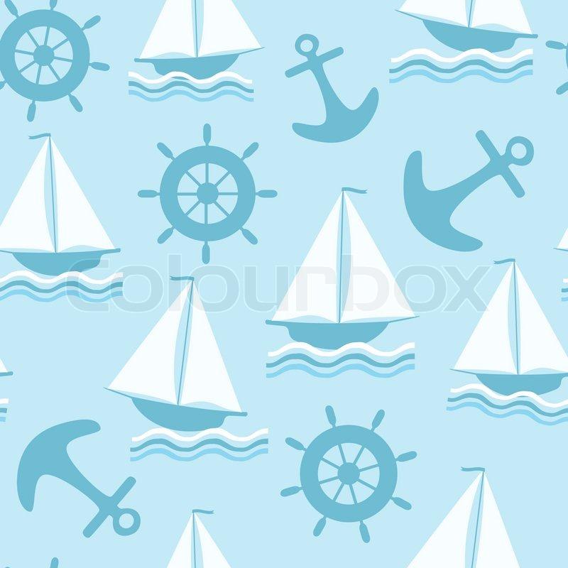 Nautical banner template maxwellsz