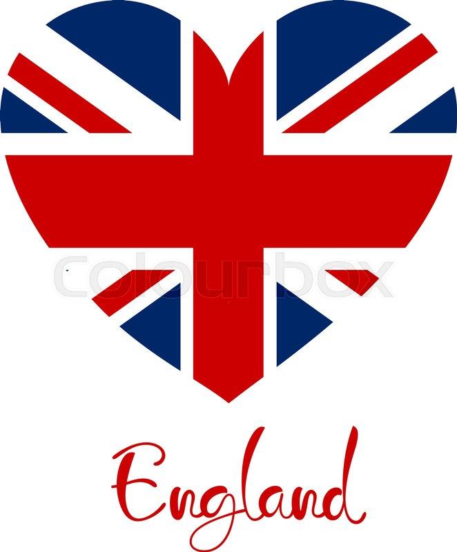 England Flag Vector : england, vector, Britain, England, United, Kingdom, Stock, Vector, Colourbox