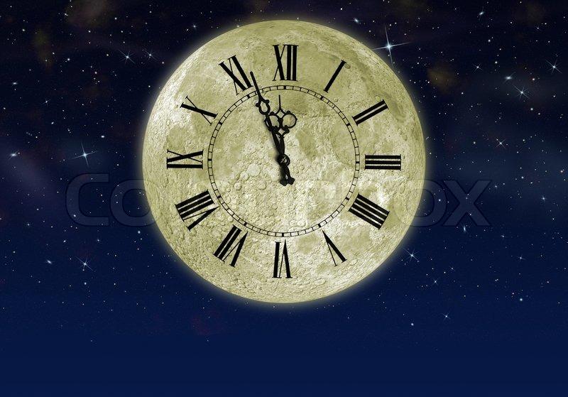Full Moon Christmas Eve