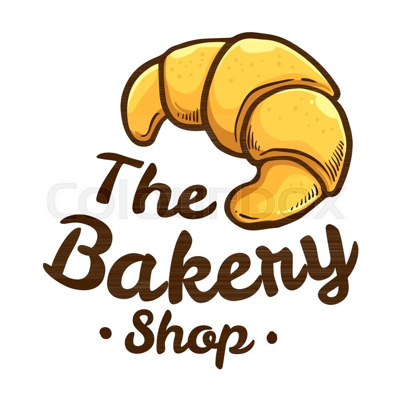 Vector Illustration Of A Bakery Shop Stock Vector Colourbox